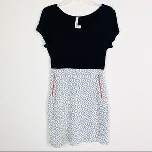 Stitch Fix Gilli Wellington Knit Career 2fer Dress